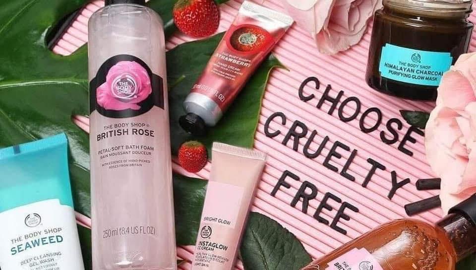 Naturally Helen - The Body Shop